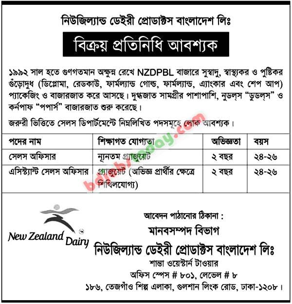 Job Bangladesh Protidin
