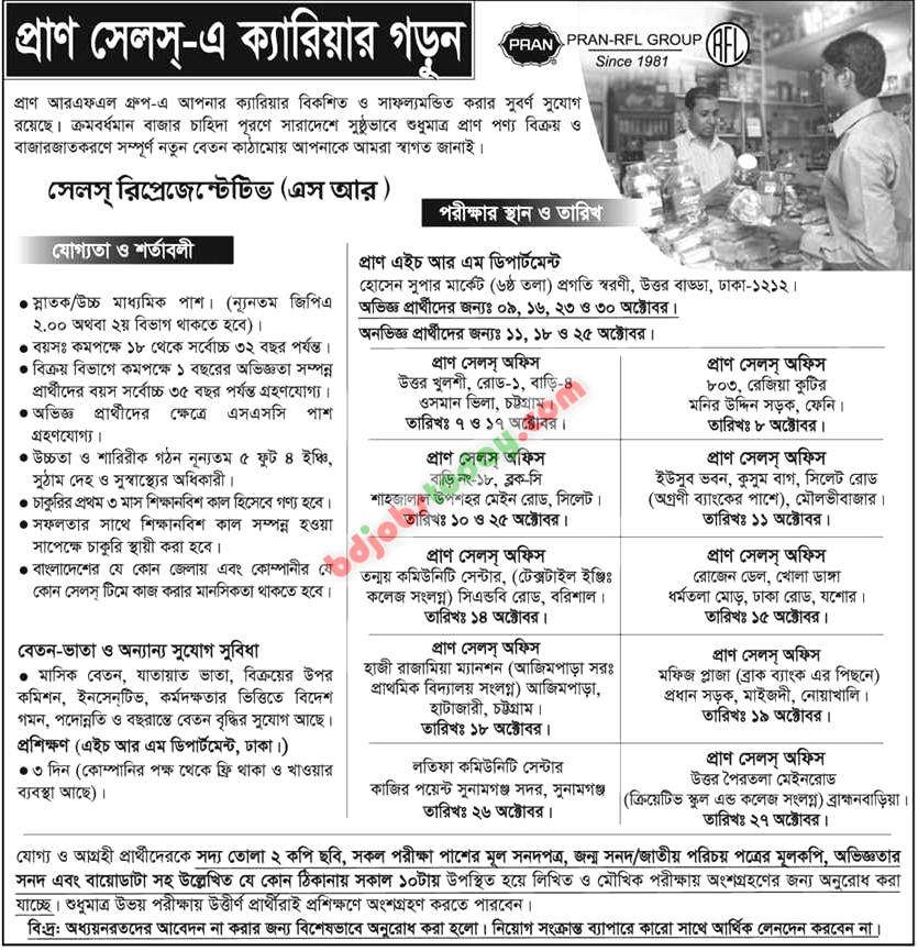 pran foods bd Recently, pran foods limited and making markets work for the  in the  bangladesh, has been operating for more than three decades.