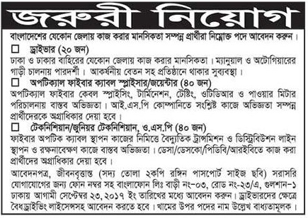 Banglaphone Limited jobs